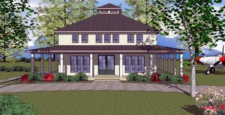 House Plan 59304