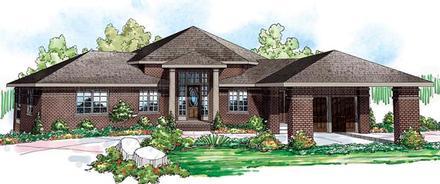 House Plan 59401