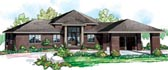 Plan Number 59401 - 3476 Square Feet