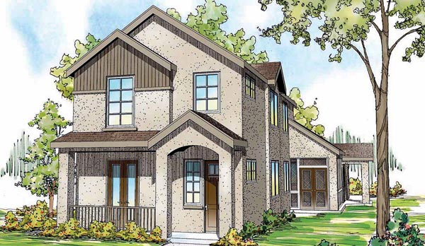 House Plan 59405