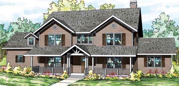 House Plan 59413