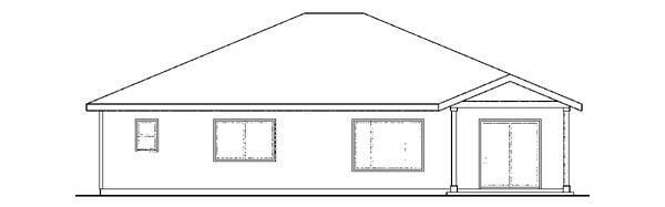 House Plan 59417 At FamilyHomePlans