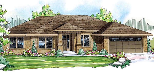 House Plan 59431 at FamilyHomePlanscom