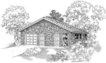 Garage Plan 59440