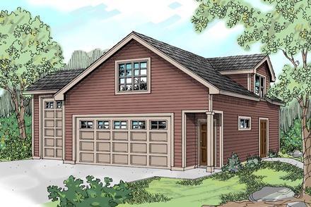 Garage Plan 59452