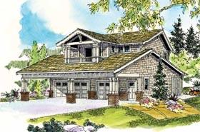 Garage Plan 59472