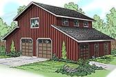 Garage Plan 59474