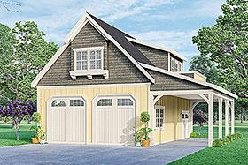 Garage Plan 59478