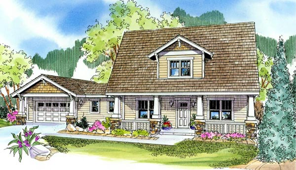 House Plan 59702