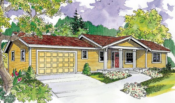 House Plan 59706