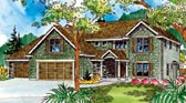 Plan Number 59709 - 2802 Square Feet
