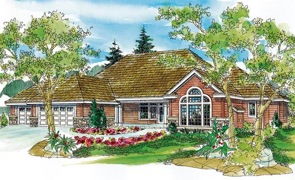 Traditional House Plan 59710