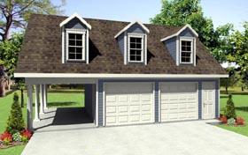 Garage Plan 59931