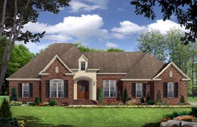 House Plan 59935