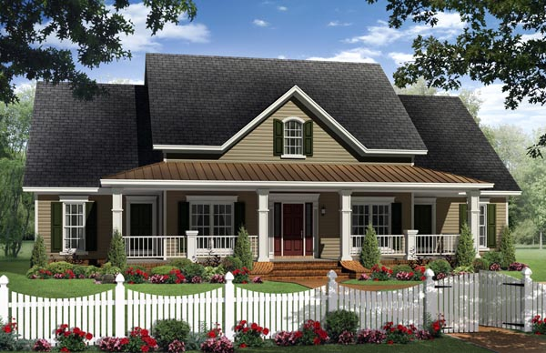 House Plan 59955 At