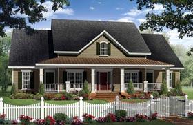 House Plan 59955