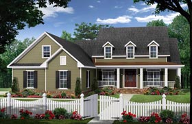 House Plan 59967