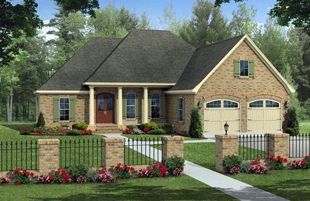 House Plan 59971
