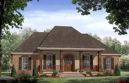 House Plan 59994