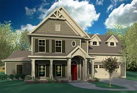 new house plans - Family House Plans