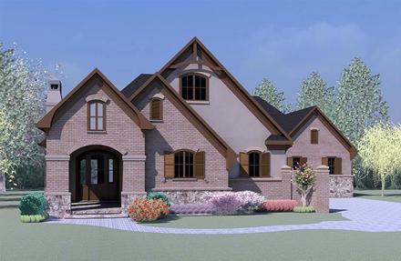 House Plan 60006