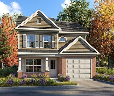 House Plan 60009