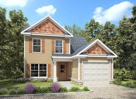 House Plan 60016