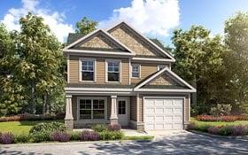 House Plan 60017