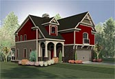 House Plan 60018