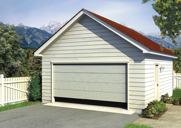 Garage Plan 6002 at FamilyHomePlans.com