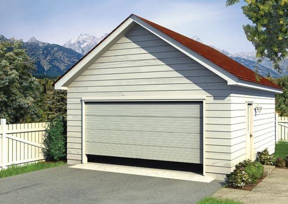 Garage Plan 6002