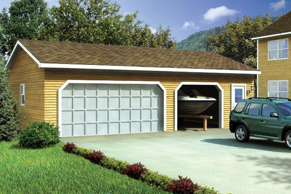 Garage Plan 6006 At FamilyHomePlanscom