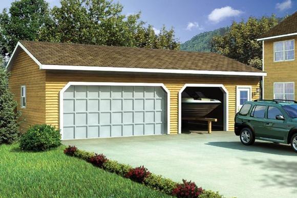 Garage Plan 6006
