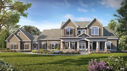 House Plan 60069
