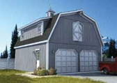 Information on Free Gambrel Barn Plans | Business | Reference.com