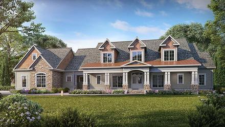 House Plan 60070