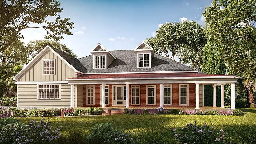 House Plan 60076