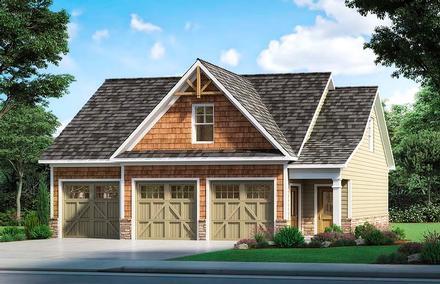 Garage Plan 60087