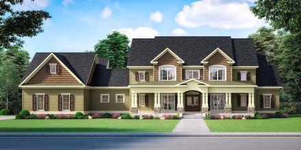 House Plan 60088