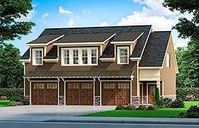 Garage Plan 60089