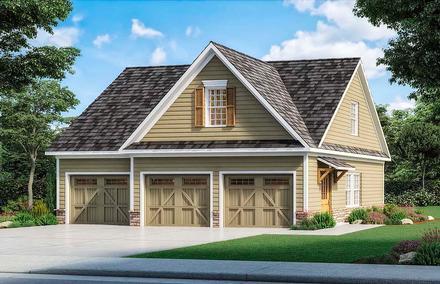 Garage Plan 60091