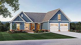 House Plan 60110