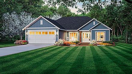 House Plan 60111