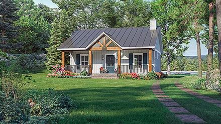 House Plan 60112