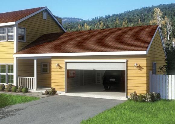 Garage Plan 6013