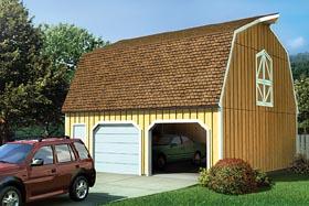 Garage Plan 6018