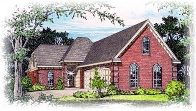 House Plan 60224