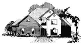 Plan Number 60332 - 3600 Square Feet