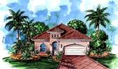 House Plan 60401