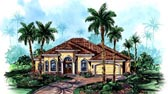 Plan Number 60404 - 2784 Square Feet